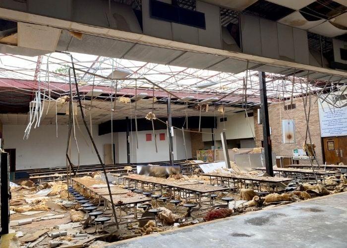 debris management services construction